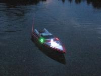 positionslichter boot led
