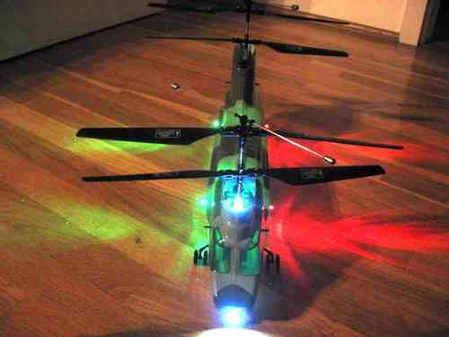 Hubschrauber LED Set SCALE CHINOOK, BANANE, HM-38, CH-47 usw.