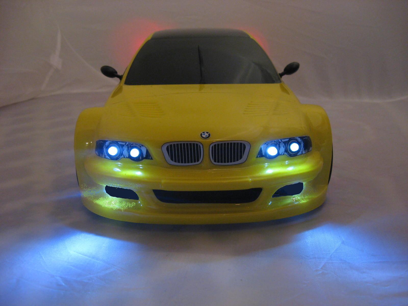 auto led beleuchtung 8 er f r verbrenner m1 8 m1 10 5 mm. Black Bedroom Furniture Sets. Home Design Ideas
