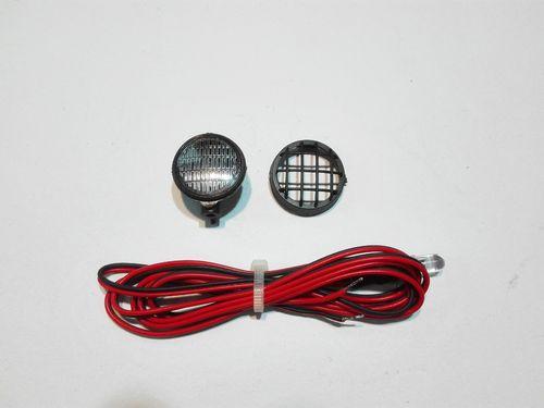 Scheinwerferlampedachlicht Rund D20 Mm Mit Led U Kabel Farben
